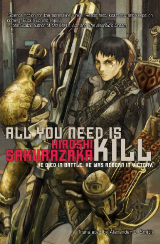 bookcover of All You Need is Kill vol.1