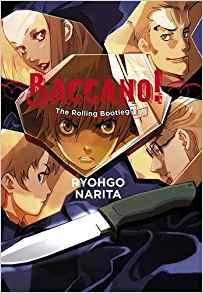 bookcover Baccano! vol.1