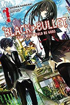 bookcover of Black Bullet