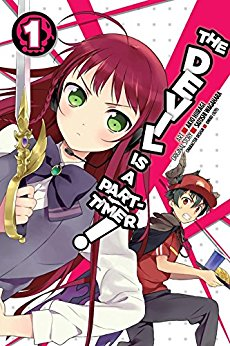 bookcover of Devil is a Part Timer