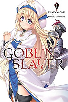 bookcover of Goblin Slayer vol.1