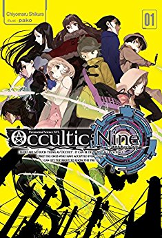 bookcover of Occultic; Nine vol.1