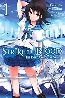 bookcover of Strike the Blood vol.1